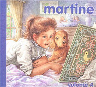 COUVERTURES D ALBUMS DE MARTINE - Page 3