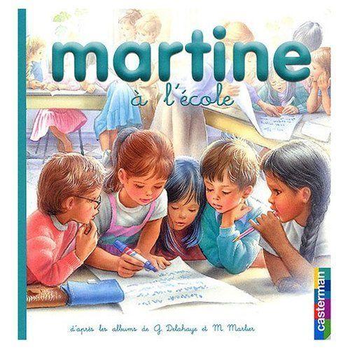 MARTINE A L ' ECOLE