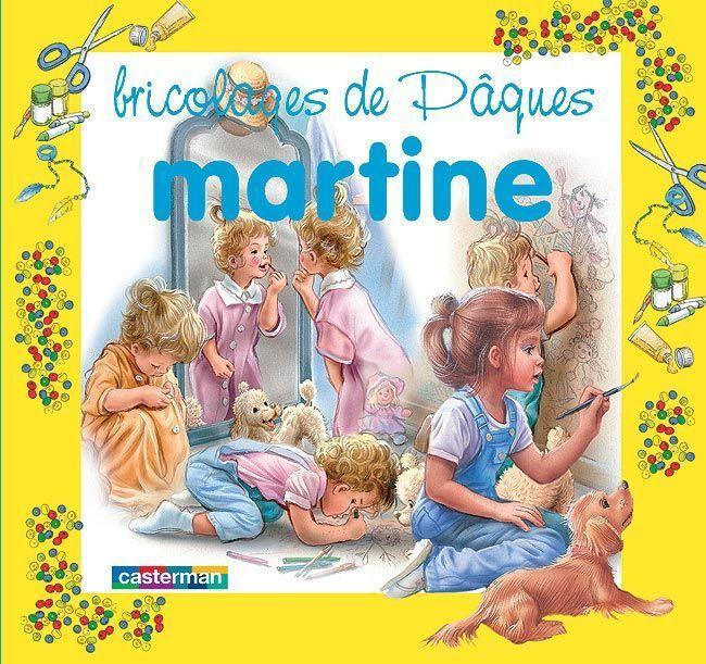 MARTINE BRICOLAGES DE PAQUES